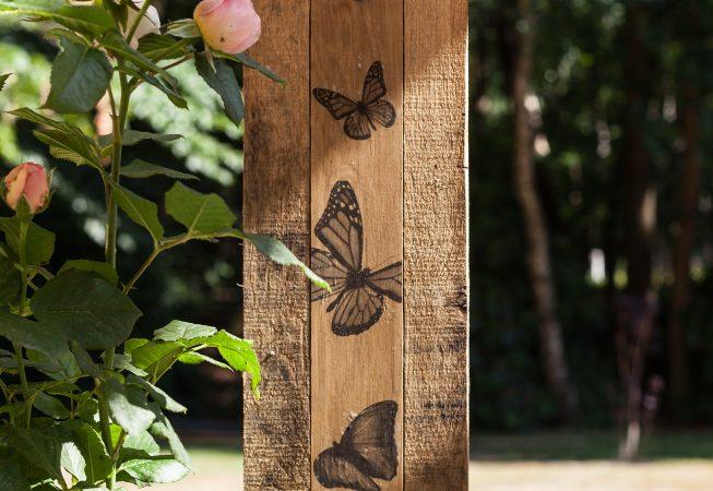 Deze nestelgelegenheden zijn er voor vlinders en vogels