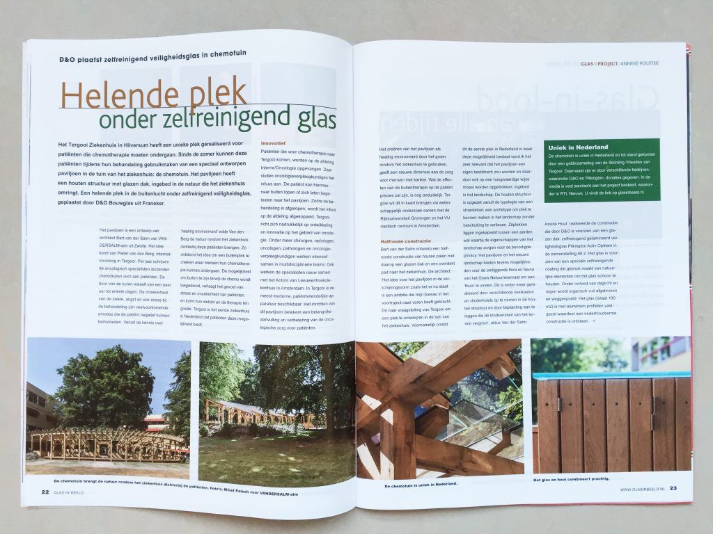 Glas in Beeld, september 2015