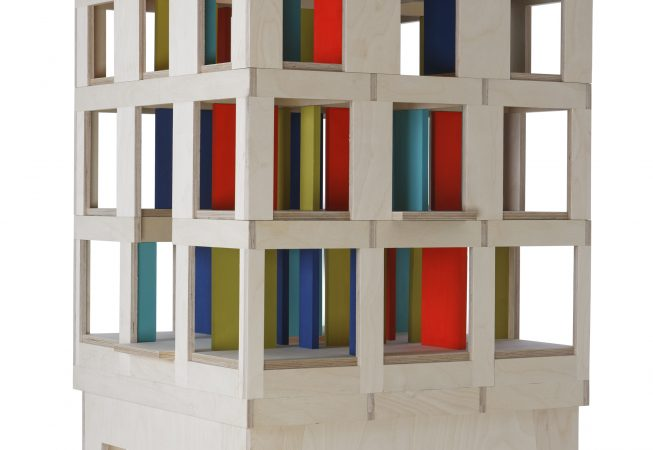 dollhouse van Wingender Hovenier Architecten